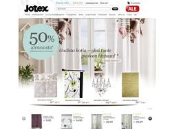 Poimi mukaasi elokuun uusin Jotex alekoodi