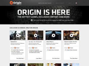 Origin.com (EA Store)