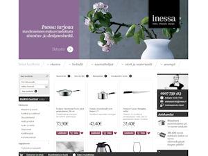 Inessa.fi sisustuskauppa