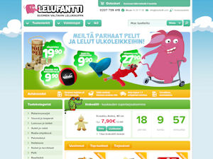 Lelufantti.fi
