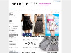 Heidi Elise