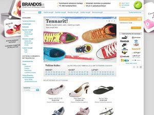 Brandos kenkäkauppa