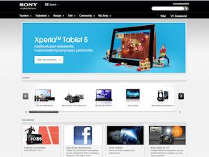 Sony verkkokauppa