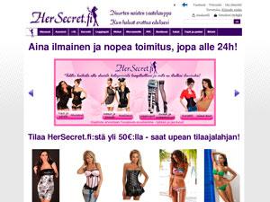 HerSecret.fi