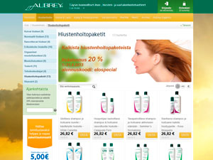 Aubrey-organics.fi