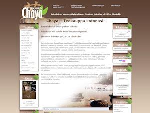 Chaya Teekauppa