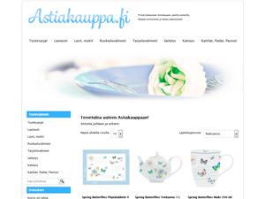 Astiakauppa