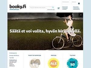 Booky.fi kirjakauppa