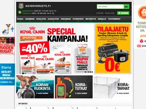 Koiravaruste.fi