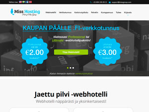 MissHosting.fi