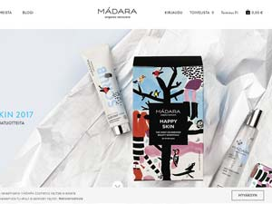 Madaracosmetics.fi